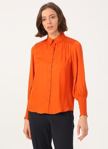 Random Gömlek Oranj